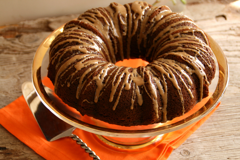 Pin Glazed Pecan Raisin Cake Martha Stewart Recipes Cake on Pinterest