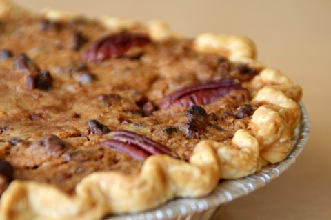 Kahlua Chocolate Pecan Pie -- Malibu Pie Contest 2012