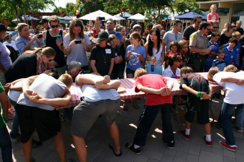 Photographers -- Malibu Pie Contest 2012