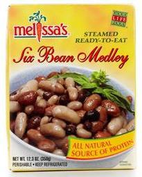 Melissa's Six Bean Medley