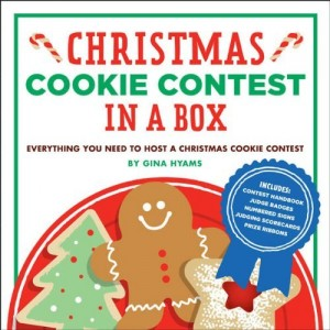 Christmas Cookie Contest in a Box cover