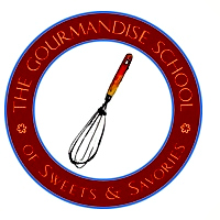 Gourmandise School logo