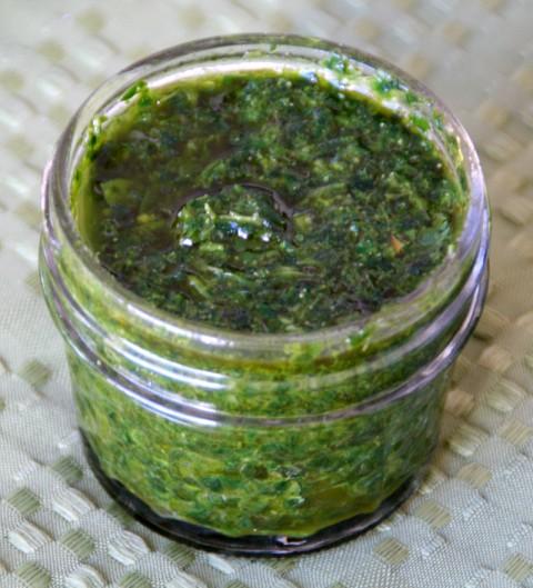 Charmoula Sauce
