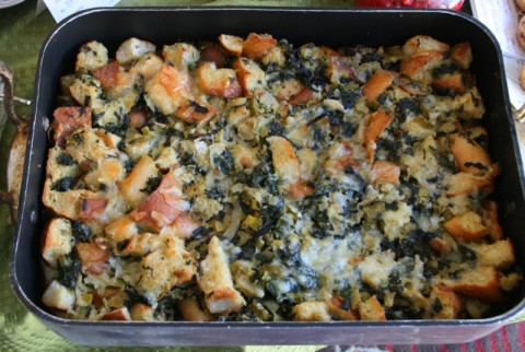 Rustic Herb Stuffing