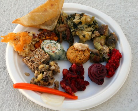 Food Bloggers L.A. do Thanksgiving
