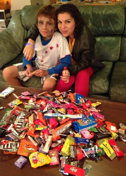 What to do with Too Much Halloween Candy