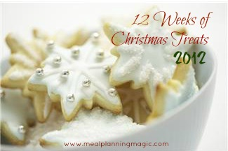12 Weeks of Christmas Treats logo