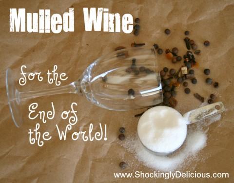 Mulled Wine on ShockinglyDelicious. Recipe here: https://www.shockinglydelicious.com/?p=10939