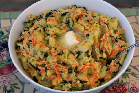 California Colcannon from In Erika's Kitchen