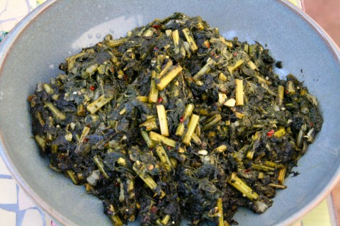 AOC's Cavolo Nero from the L.A. Times' Daily Dish