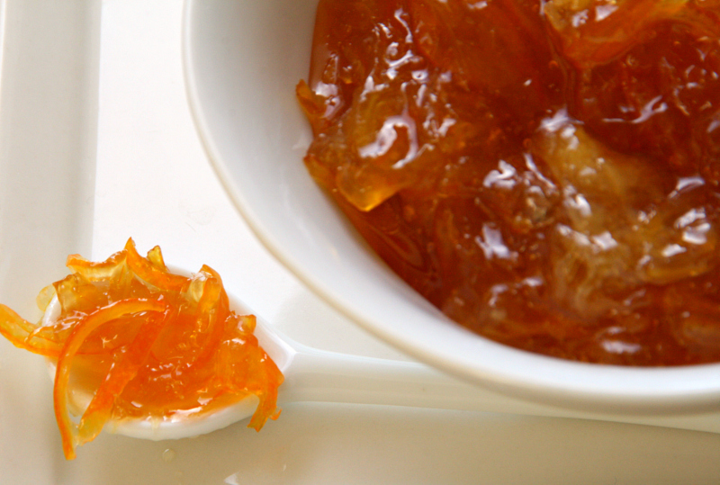 Meyer Lemon Marmalade for Valentine's Day and #SundaySupper