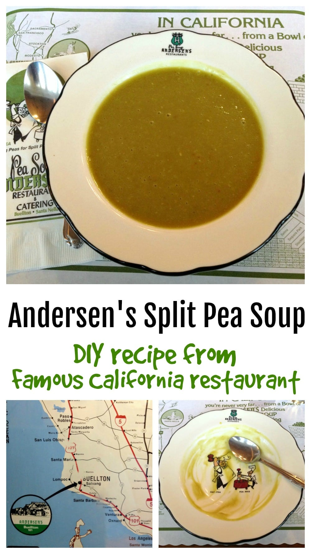 Andersen's Split Pea Soup Recipe on ShockinglyDelicious.com