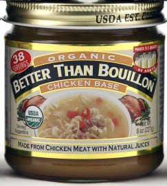 Better Than Bouillon Organic Chicken Base