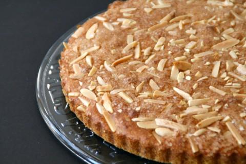 Almond Polenta Cake on Shockingly Delicious