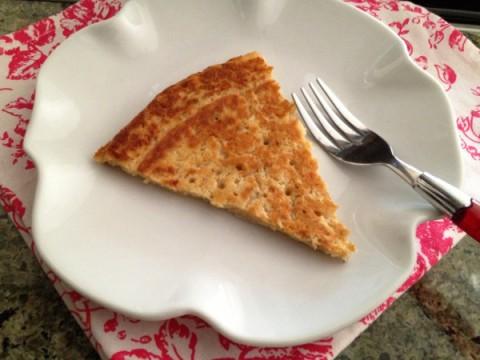 Skillet Bread from Foodie Goes Healthy