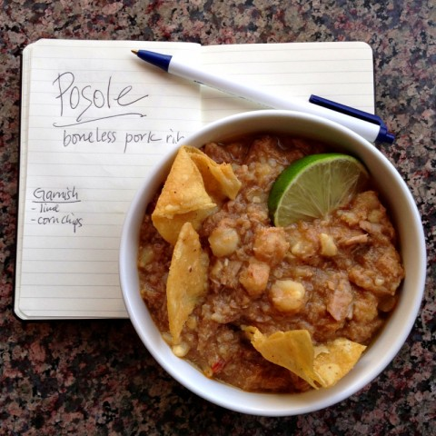 Mexican Posole -- Shockingly Delicious