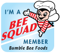Bee Squad badge