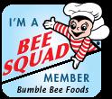 Bee Squad badge