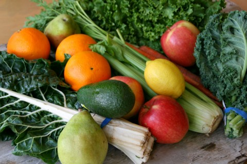 Melissa's Produce Fruit and Veggie Box on Shockingly Delicious