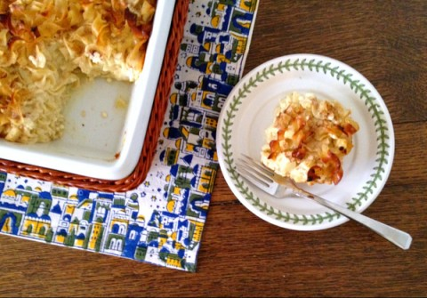 Kugel from Foodie Goes Healthy