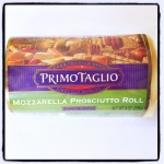 Primo Taglio Mozzarella Prosciutto Roll with Basil on Shockingly Delicious