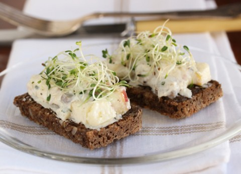 Smørrebrød  from Cook and Be Merry