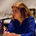 Dorothy Reinhold of Shockingly Delicious speaking at NMX Blogworld Las Vegas Jan 2013