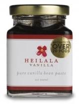 Heilala Vanilla Bean Paste jar against a white background