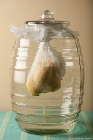 Limoncello Italian Lemon Liqueur on Shockingly Delicious (photo by Jennifer May)