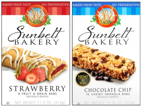 Sunbelt bars collage on Shockingly Delicious