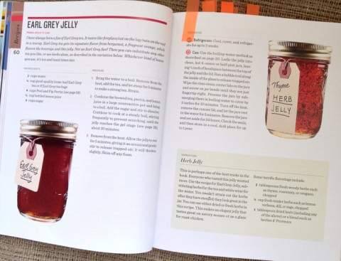 Thyme and Herb Jelly from Put em Up Fruit on Shockingly Delicious