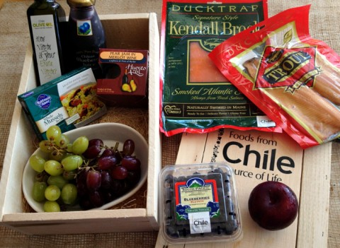 Foods from Chile on Shockingly Delicious