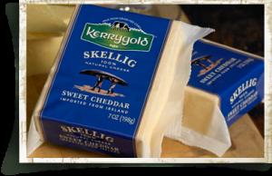 Kerrygold Skellig Sweet Cheddar Cheese