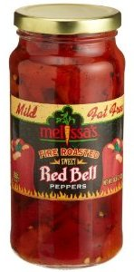 Melissas Fire Roasted Sweet Red Bell Peppers on Shockingly Delicious