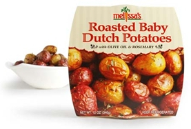 Roasted Baby Dutch Potatoes from Melissa's Produce