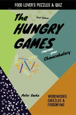 The Hungry Games book on Shockingly Delicious