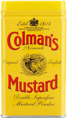 Colman's Dry Musbard