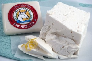 Redwood Hill Farm Raw Goat Milk Feta