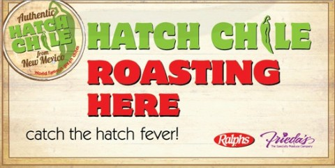 Friedas Hatch banner for Ralphs