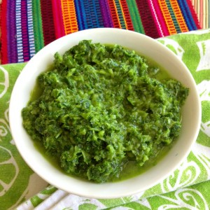 Classic 5-Minute Chimichurri Sauce on Shockingly Delicious