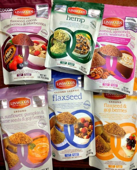 Linwoods Super Foods blends