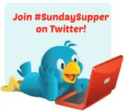 TwitterBird on Sunday Supper