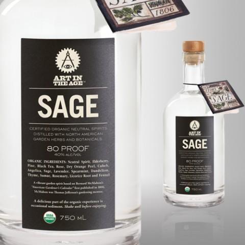 Sage liquor on Shockingly Delicious