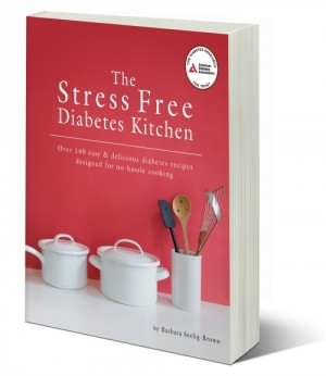 The Stress Free Diabetes Kitchen on Shockingly Delicious