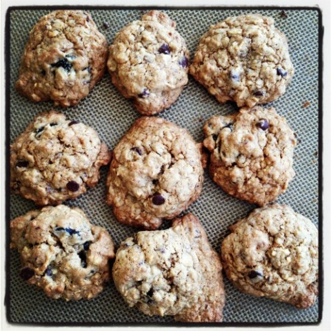 Be Real Cookies on Shockingly Delicious