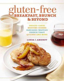 Gluten-Free Breakfast, Brunch & Beyond on Shockingly Delicious