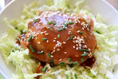 Sweet Sesame Crock-Pot Chicken on Shockingly Delicious