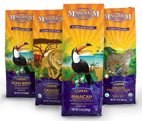 Magnum Exotics Coffee