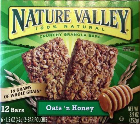 Crunchy Granola Bars (Better than Nature Valley) — Shockingly ...