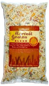Trader Joe's Harvest Grains Blend on Shockingly Delicious